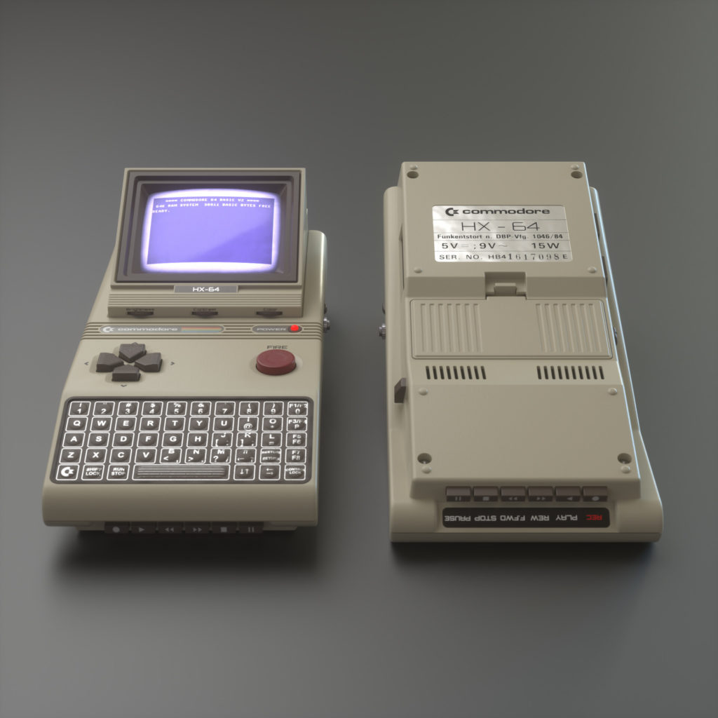 Commodore HX-64