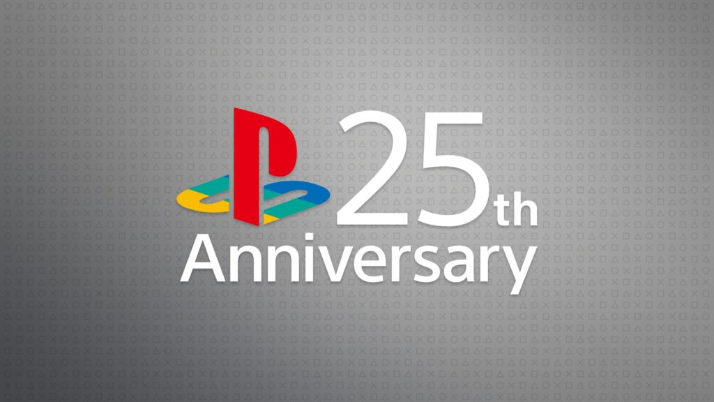 25 лет PlayStation
