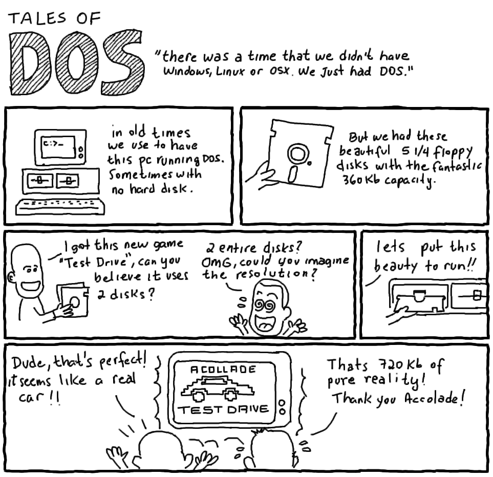 Tales of DOS