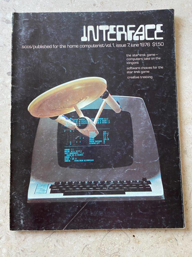 Star Trek и персональный компьютер