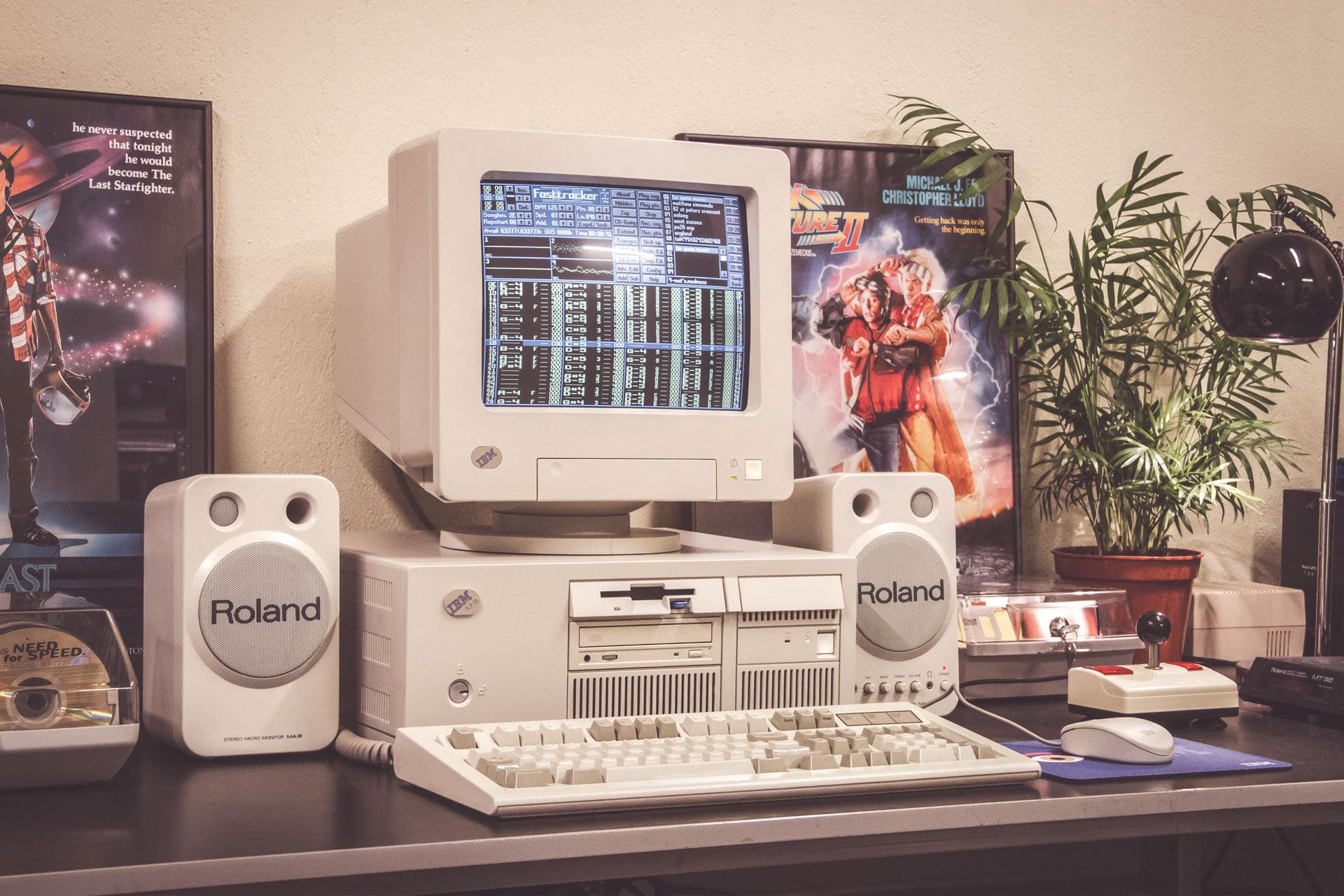 IBM PS/2 Model 77s