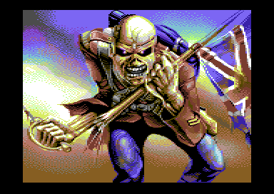 The Trooper на C64