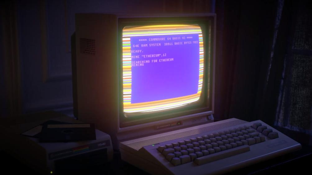 NFT и Commodore 64
