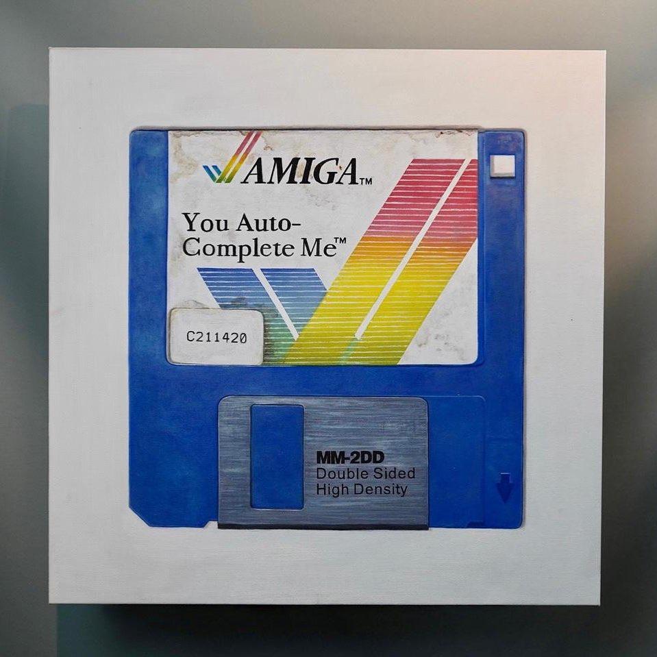 Рисуем дискеты