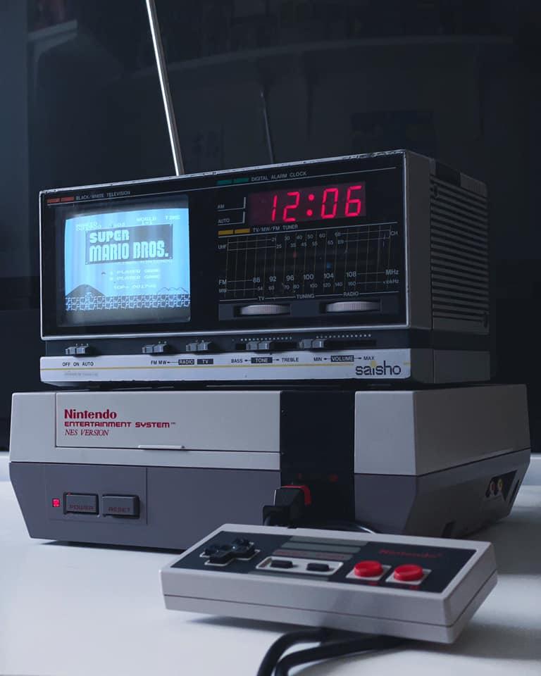 Saisho TCR400 + NES