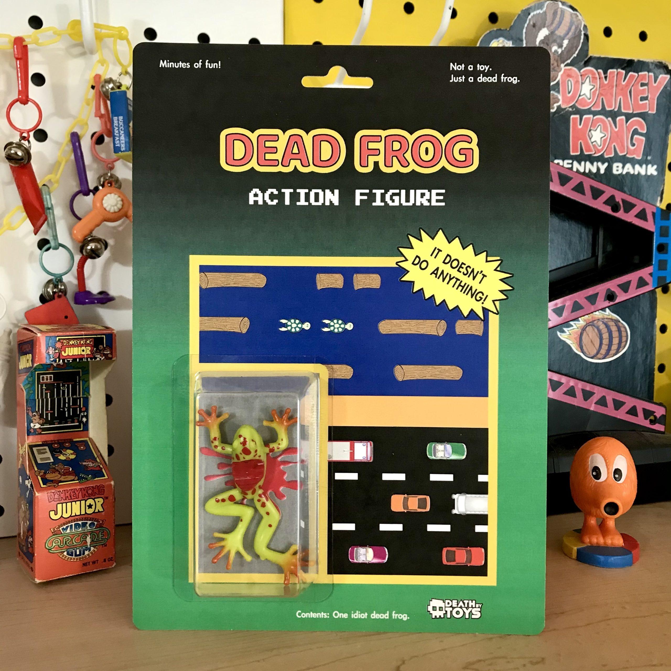 Dead Frog Action Figure