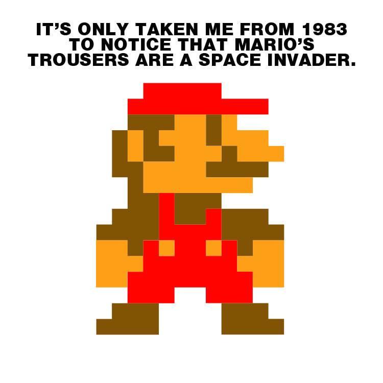 Штаны Mario