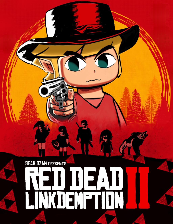Red Dead Linkdemption II